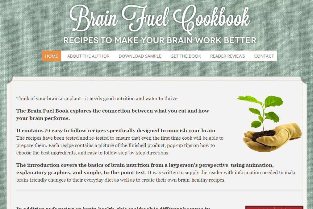 Brainfuel Book and App